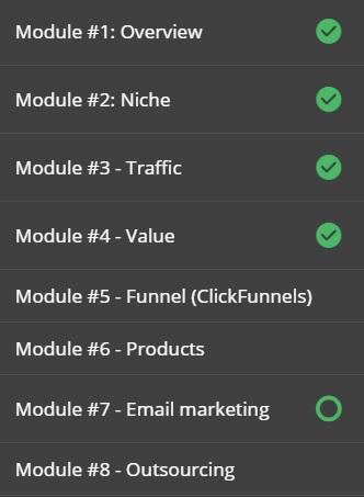 Affiliate Secrets 2.0 Modules